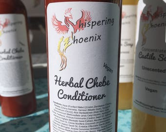 Whispering Phoenix Herbal Chebe Conditioner - Leave-in Conditioner - Cleansing Conditioner - Co-Wash Conditioner - Chebe Powder