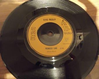 Elvis Presley Vinyl single Promised Land 1974