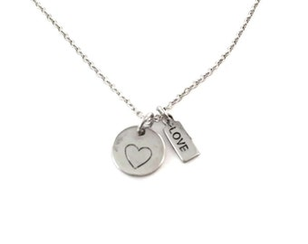 MINI WISH love Herz chain love