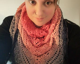 Lost in time Shawl/Scarf