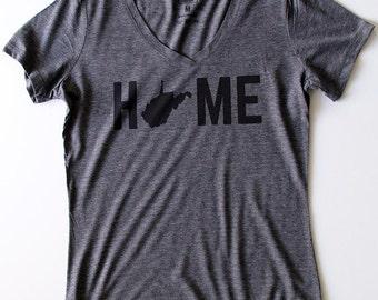 T-Shirt - West Virginia HOME Women's Tee