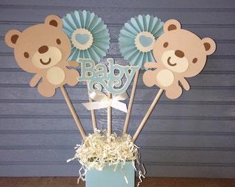 Teddy Bear Baby Centerpiece