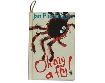 Oh My a Fly! by Jan Pieńkowski (1989) - First Edition