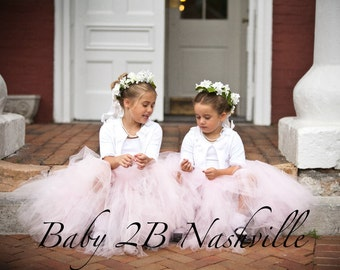 Wedding Dress Skirt Flower Girl Tulle Skirt Girls Tutu Skirt Party Skirt Tutu Skirt Baby Skirt Toddler Skirt Girls Skirt Junior Bridesmaid