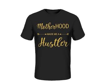 MotherHOOD Made Me a Huster!