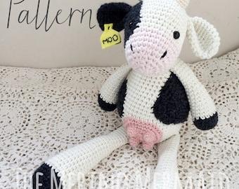 Amigurumi For Dummies Book : Lavender the unicorn crochet amigurumi pattern pdf e book toy