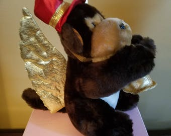 Stuffed Winged Monkey