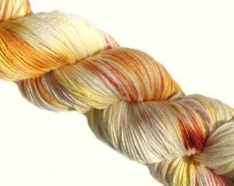 Summer afternoon Hand Dyed 4ply Yarn