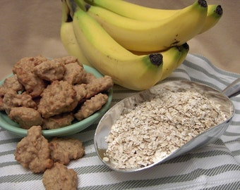 Logan's Banana Oatmeal Cookies
