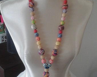 Creatonia: Russian doll necklace