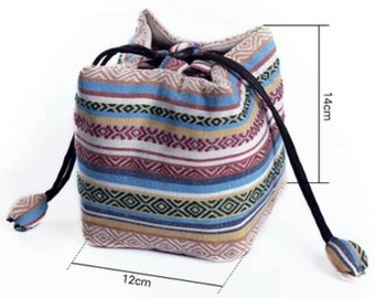 Teaware storage pouch bag carrier with extra padding