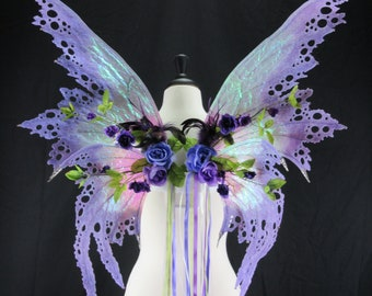 Ready to Ship - Adult - Child Iridescent Fairy Wings
