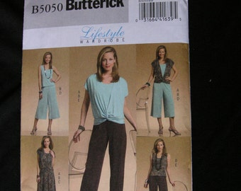 NEW Butterick Contemporary Separates Pattern 5050 sizes 8-10-12-14