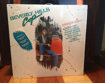 Various - Beverly Hills Cop (Original Motion Picture) - Vinyl