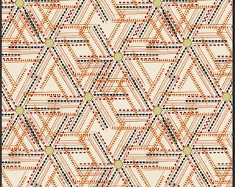 Indie Afro Fushion Dawn - IN 5202 - Art Gallery Fabrics 100% Cotton Fabric - SALE 7.99 Yard