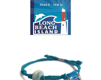 Long Beach Island LBI Bracelet