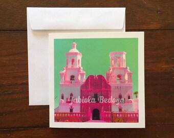 San Xavier Card