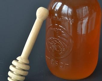 Honey dipper/Honey Drizzler/Kitchen Tool/Honey/Bee Keeping Gift