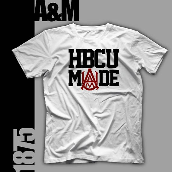 Men\'s HBCU Alabama Aamp;M University Bulldogs Maroon and White HBCU ...