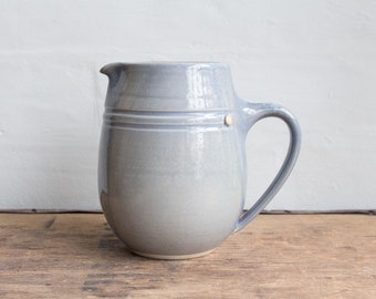 Jug in Pale Blue
