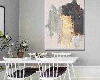 Abstract painting, Large original modern painting, Large canvas art, Large Wall Art painting, Home, Office decor art