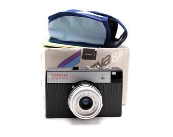 Smena 8M Chema - NEW - Fixed Lens - Lomo - Vintage 35mm Rangefinder Camera