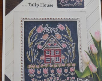 Tulip House (Spring) by Hands On Design (Chart Only)