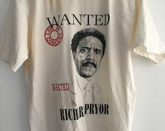 Vintage Richard Pryor tee shirt