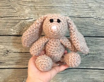 Bunny, Easter bunny, Baby Bunny, Crochet Bunny, bunny rabbit, crochet rabbit, bunny amigurumi, easter basket gift, newborn bunny rabbit