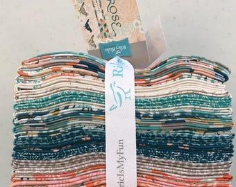Riley Blake Ava Rose Fat Quarter Bundle by Deena Rutter