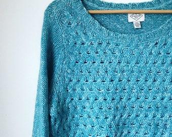 Vintage women's St. John's Bay sweater