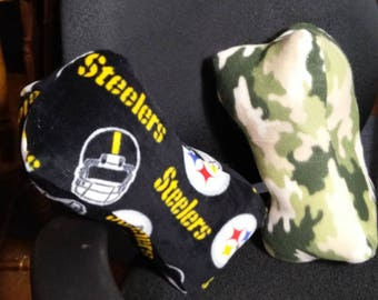 Steelers Bone Neck Pillow