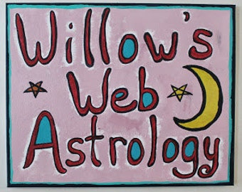 Willow's Web Astrology Reading - 60 Minutes