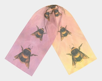 Bee Scarf