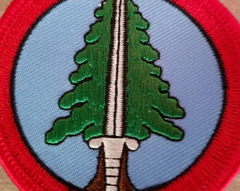 Twin Peaks - Bookhouse Boys Patch