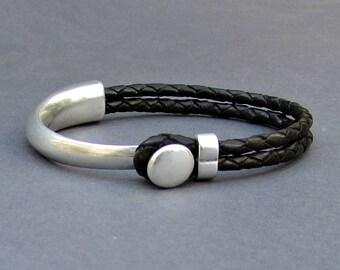 Braided Mens Bracelets