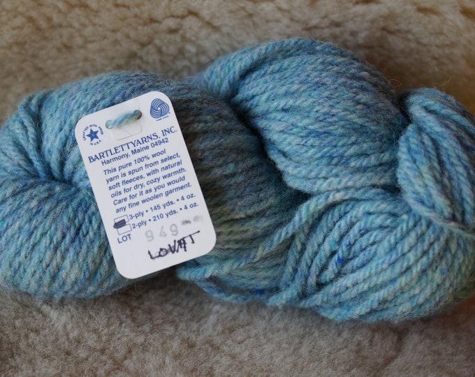 bulky weight yarn: Lovat 3 ply bulky chunky wool Glen tweed Bartlettyarn  Sale