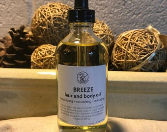 Hair and Body Oil-Breeze