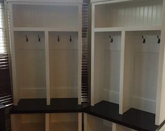 Mudroom lockers Entryway locker lockers Price is per locker