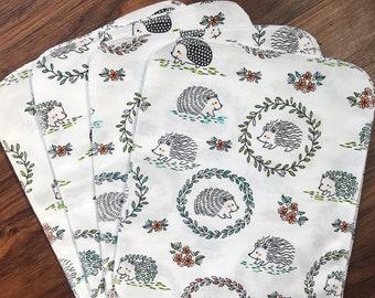 Reusable paper towels - unpaper towels - cloth towels - kitchen towels - reuseable towels - paperless towels - sustainable living towels