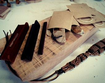 Full Package for Lyres - Plectrum, Telamon, Bridges and Gut Strings for Ancient Replica Instruments - Top Quality Handcrafted Artefacts
