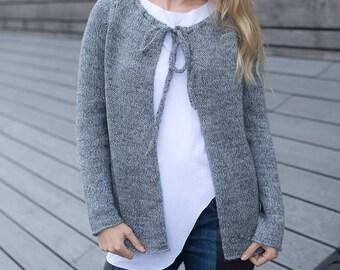 Cardigans, gray cardigans, cardigan woman, sweater gray, sweater woman, long sleeved cardigan, knit sweater, knit cardigan, fashion cardigan