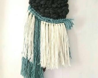 TESSA ~ Handwoven Wall Hanging/Tapestry/Unique/Gift/Nursery/Decor/Weave/Christmas Present/Modern/Art