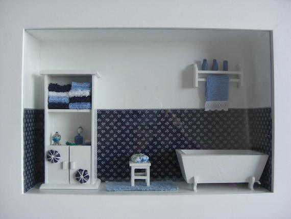 Bathroom Shadowbox