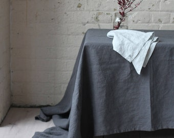 Linen Tablecloth - More colours
