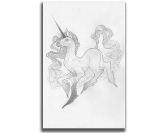 Peets 5.5 x 8.5 Art Print