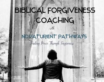 Biblical Forgiveness Coaching Session