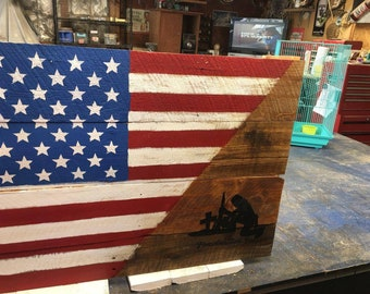 Large Reclaimed Wood Flags