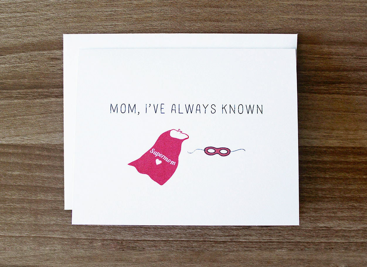 Mothers day card cute mothers day card mom thank zoom kristyandbryce Gallery