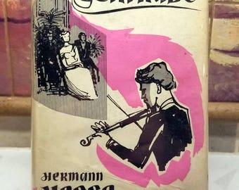 Hermann Hesse, Gertrude, Rare UK 1st Edition Book w/ Dust Jacket (1960)